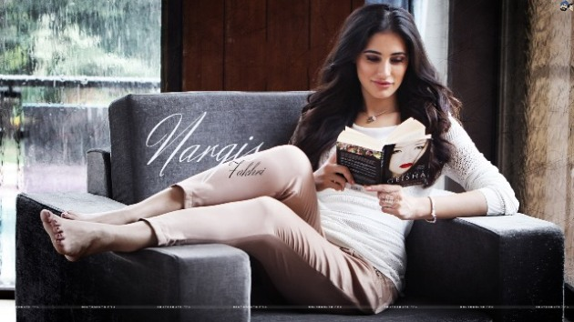 International model and Bollywood actress Nargis Fakhri