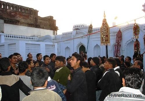 Lucknow Moharram-anjuman