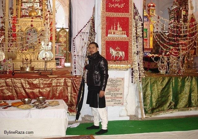Lucknow Moharram-Sibtainabad Imambada1