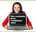 Social media, small business