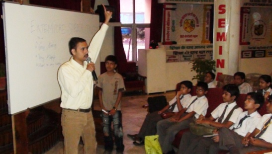 public speaking-children seminar3